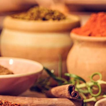 Spices for recipe