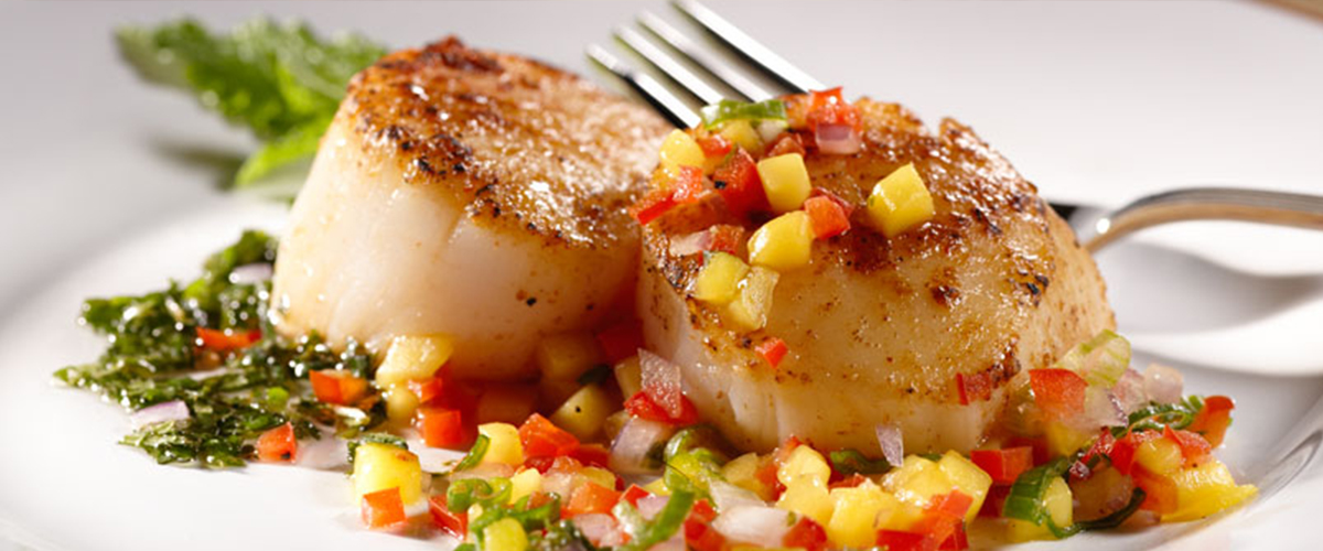 Red Chili Scallops