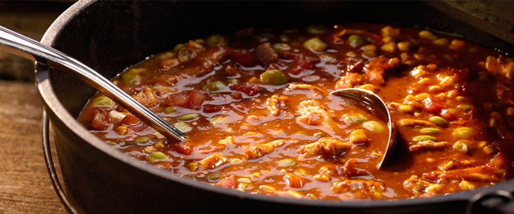 O'Neill Williams' BBQ Soup