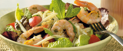 Cabot Cheese's Shrimp Salad
