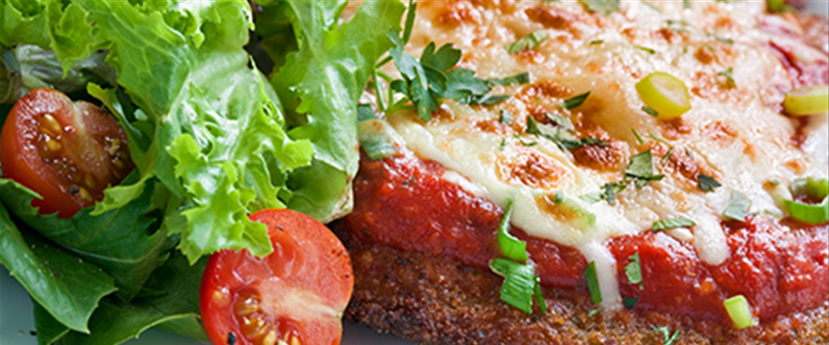 O'Neill Williams' Turkey Parmesan