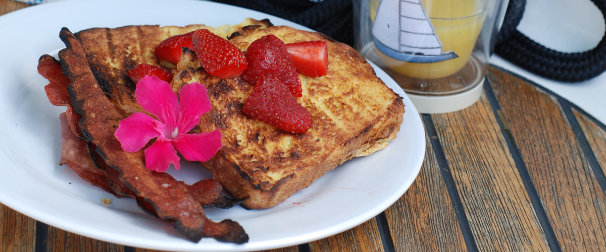 Robyn Lindars' French Toast