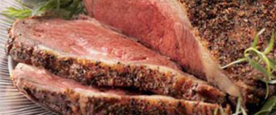North Star Bison's Prime Rib Roast