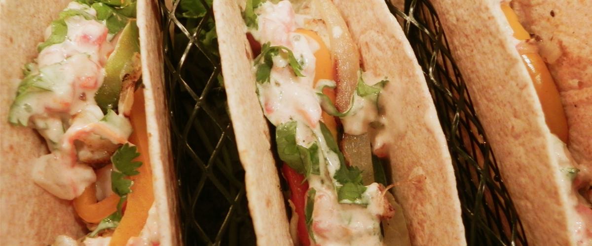 Dizzy Gourmet Kodiak River Fish Tacos