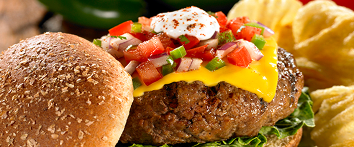 Nature's Own Tex Mex Burger