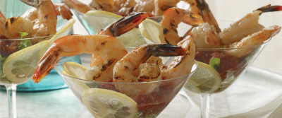 Cheryl Forberg's Shrimp Cocktail