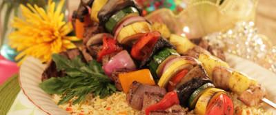 Festive Kabobs