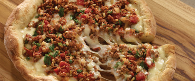 Joanne Weir's Turkish Pizza