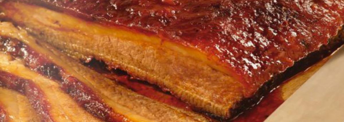 Chutney Glazed Brisket
