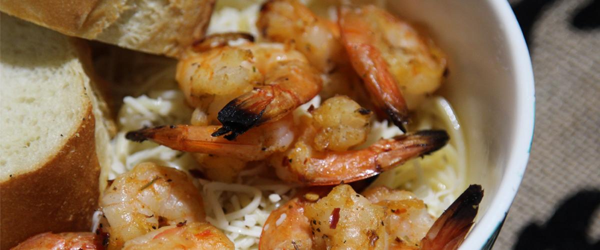 Justin Moore's BBQ Shrimp