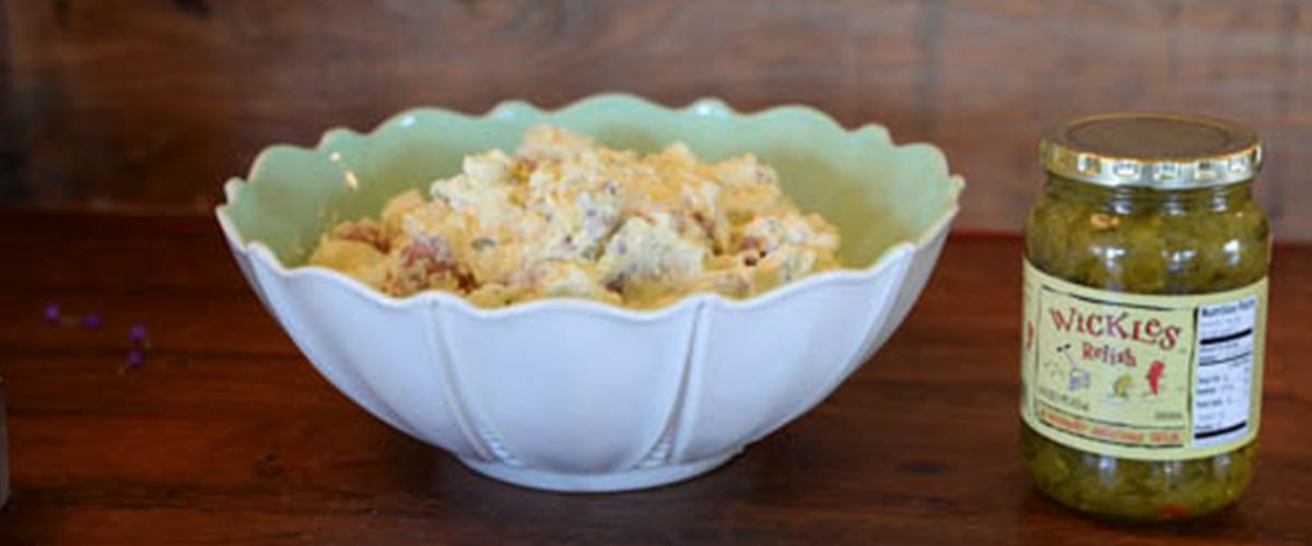 Wickles Potato Salad