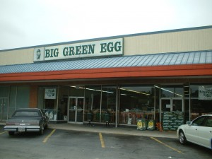 Big Green Egg Store