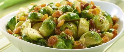 Better Than Bouillon's Brussels Sprouts