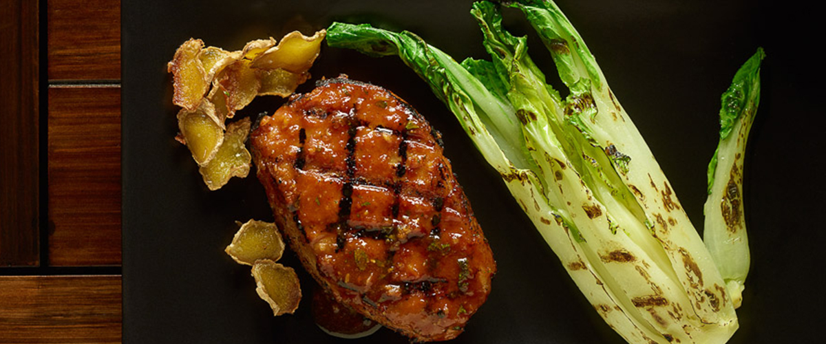 Better Than Bouillon's Sriracha Pork Chop