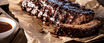 Chef JJs Barbecue Ribs