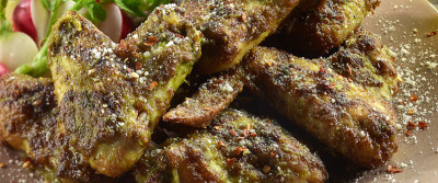 BTB Pesto Wings