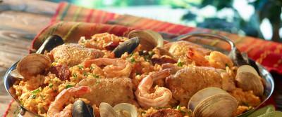 Robert Gersteneckers Chicken Shrimp Paella