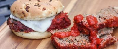 Italian Meatloaf Sandwich
