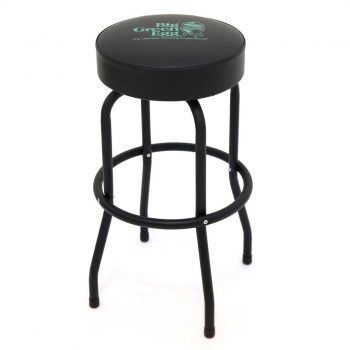 Big Green Egg Bar Stool for you backyard, patio or garage!