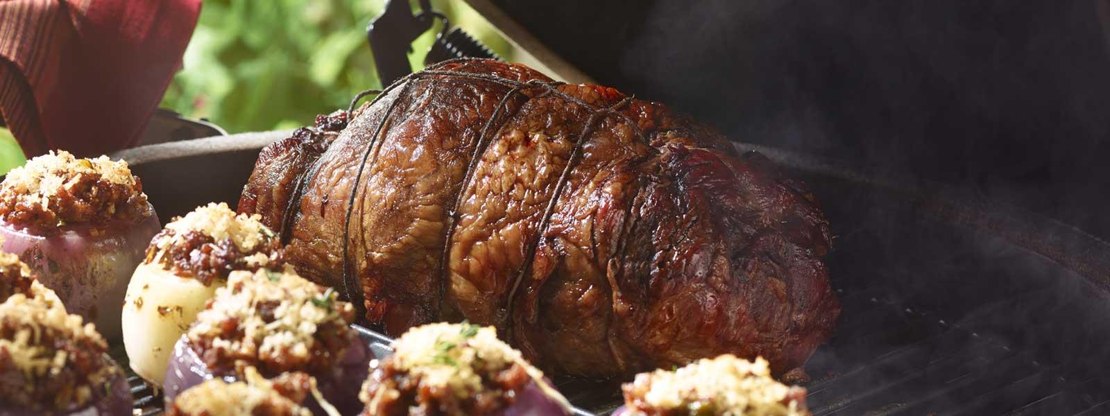 Beef Lambington