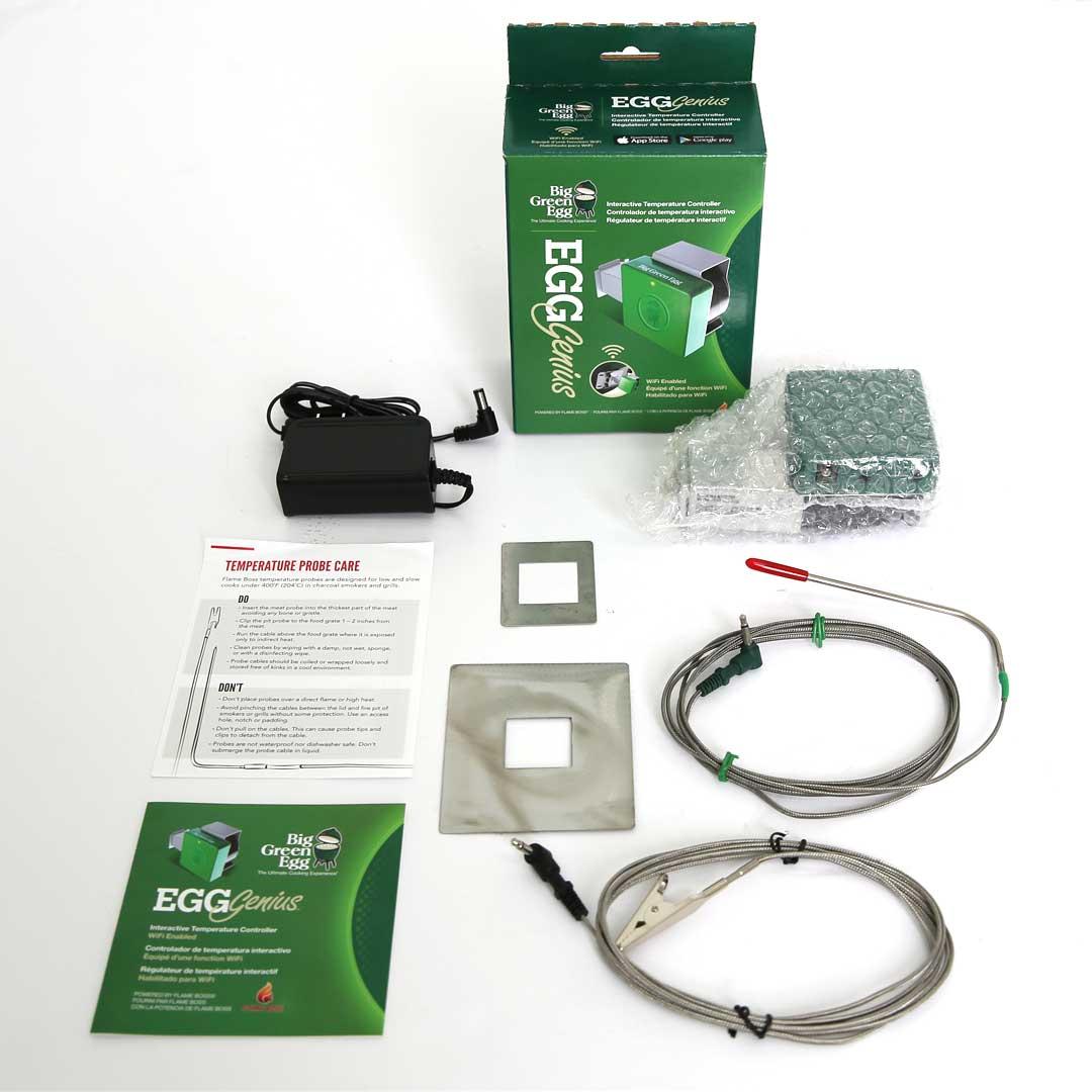 EGG Genius Temperature Controller | Big Green Egg