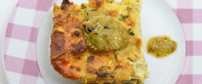 Hatch Chile Casserole