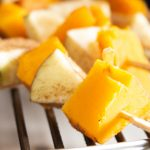 Butternut Squash and Apple Skewers