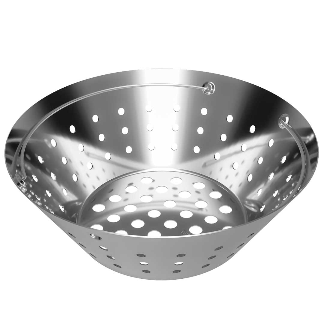 New Stainless Steel Fire Bowls Green Egg