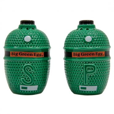Big Green EGG Salt and Pepper Shakers