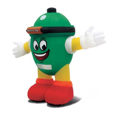 5' Tall Mr. EGGhead Inflatable