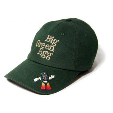 Mr. EGGhead Green Cap