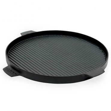 14 inch Dual-Sided Cast Iron Plancha Griddle