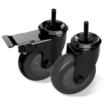 4 in Locking Caster Kit