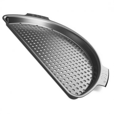 Half Moon Perforated Cooking Grid