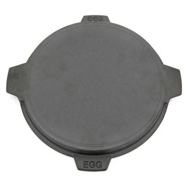 Dual-Sided Cast Iron Plancha Griddle, 10.5 inch