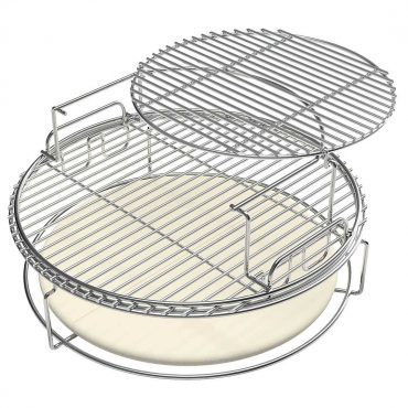 EGGspander 5 Piece Kit with Pizza and Baking Stone