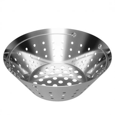 Stainless Steel Fire Bowls for Large EGG