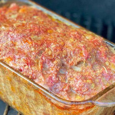 Savory Meatloaf recipe