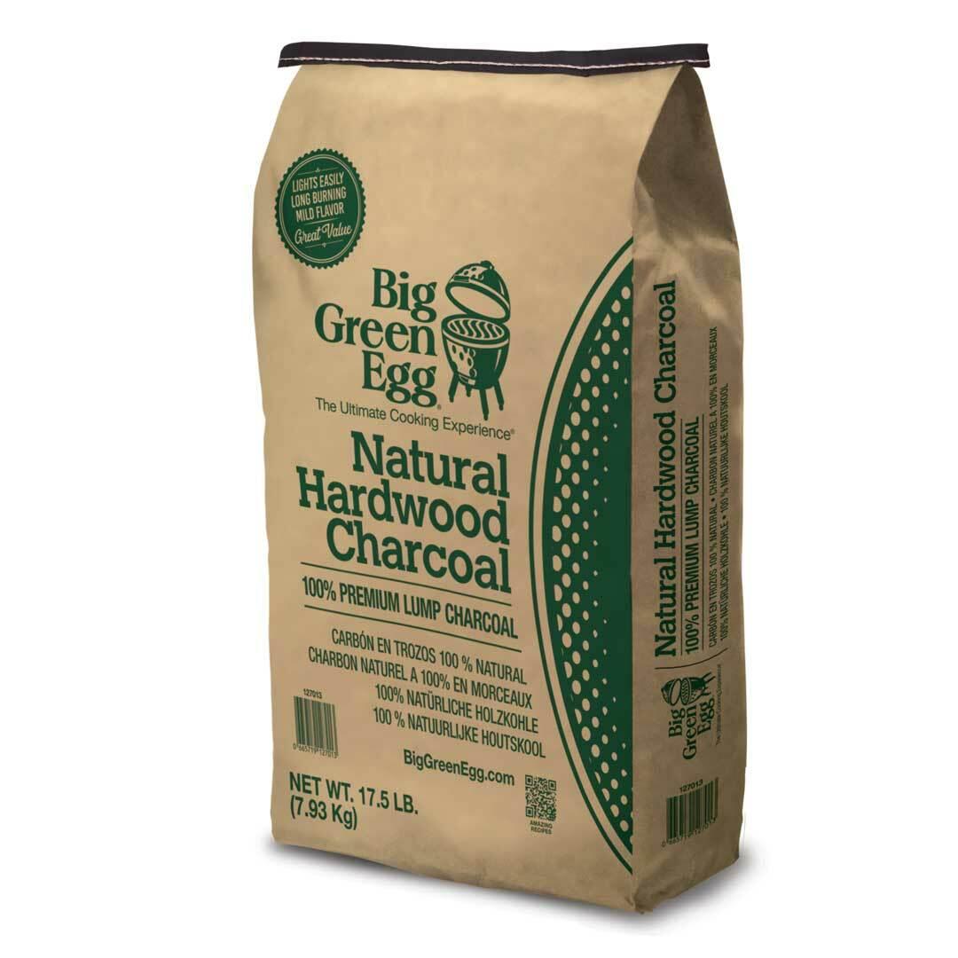 Big Green Egg Natural Hardwood Lump Charcoal