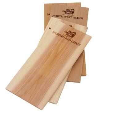 BGE Grilling Planks