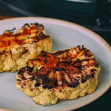 Cauliflower steaks
