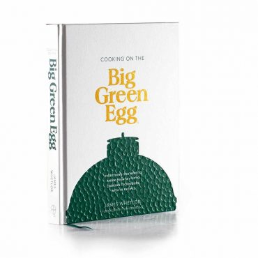Cooking on the Big Green Egg Book