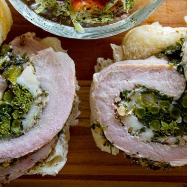 Italian Philly Roast Pork Sammich