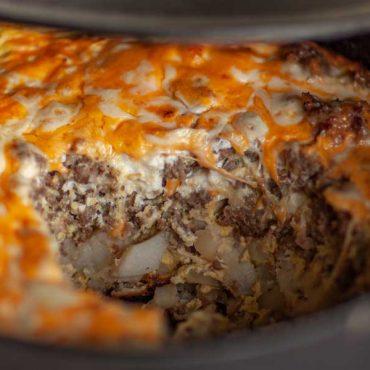 Dutch Oven Breakfast